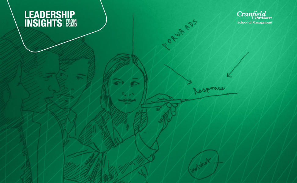 Cranfield management school offers leadership courses that aid management development and executive learning
