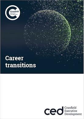 Career Transitions eBook Cover Image