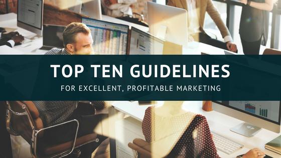 Ten Top Guidelines (1)
