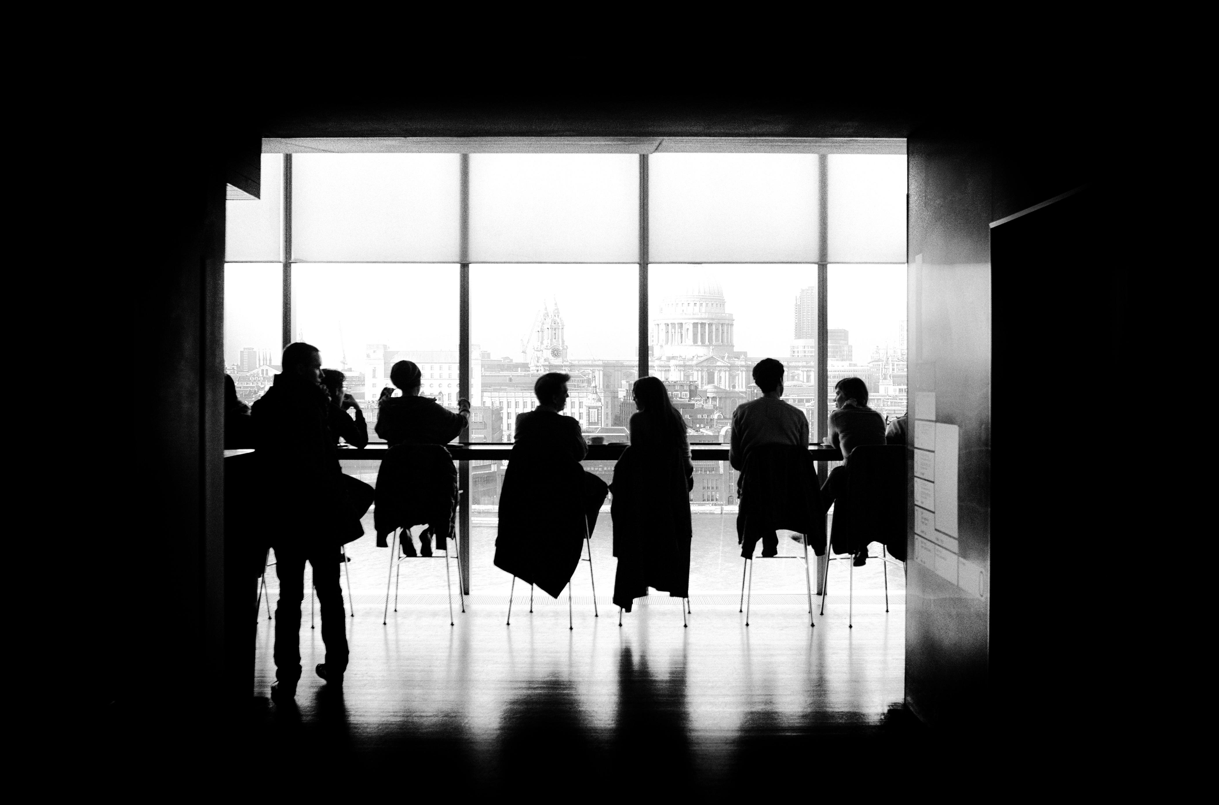 Company meeting silhohette pexels-photo-507020.jpeg