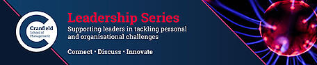 Leadership series newsletter header