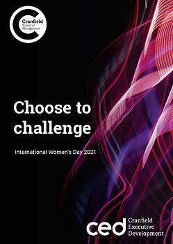 International Women's Day e-book