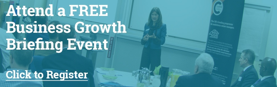 Register for the FREE Business Growth Event